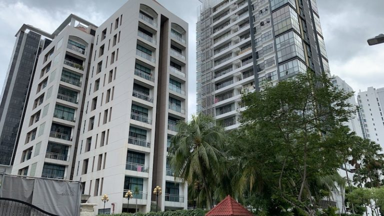 Singapore Investment Property Information